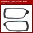 Carbon fiber front grille for BMW F30