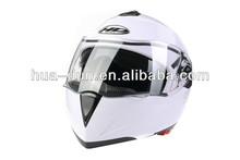new arrival unique double visor flip up motorcycle helmet