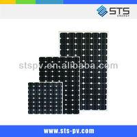 High efficiency 70W good quality mono solar panel