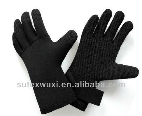 Neoprene waterproof gloves