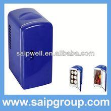 Hot selling car and home useportable mini fridge cooler warmer
