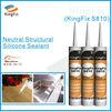 100%RTV waterproof silicone adhesive sealant