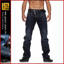 Motorcycle denim jeans kevlar (GYY0195)