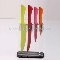 4Pcs Non Stick Kitchen knife