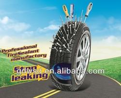 Anti Freezing Tire Sealant - protect tires