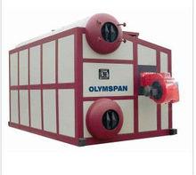 SZS-Oil (Gas) -Fired Horizontal Steam Boiler