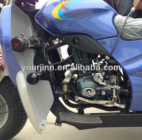 2014 Top Selling 200cc/250cc Three Wheel Motorcycle