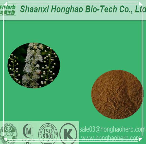 Certified Organic 2.5%-8% Triterpene Glycosides Cimicifuga Romose L.