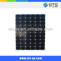 Hot sale 130W cheap chinese solar cells
