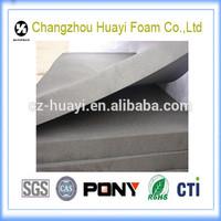 black high density high resilient polyurethane foam pu foam