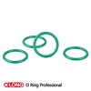 Hot sale and high quality green shower door rubber seal