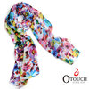 2014 New Printing Promotional Flower Chiffon Scarf