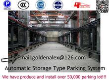 smart car parking garage/automatic storage car parking system/apartment car parking system storage type