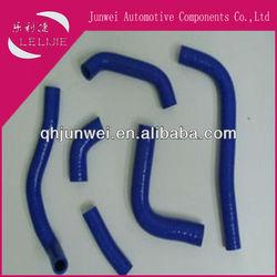 motocross silicone hose, radiator silicone hose for YAMAHA YZ125 96-01