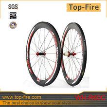 2013 new design and super light carbon wheels 60mm clincher bike wheels carbon,clincher carbon wheels for sals