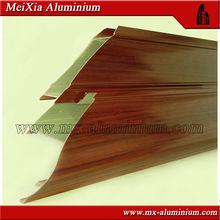 6063-t5 en alliage d'aluminium pour porte