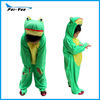 Manufacture Short Plush Frog Animal Fancy Kids Costumes