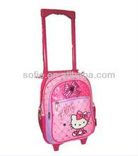 best-selling book trolley school bag