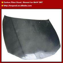 Engine hood carbon fiber bonnet for BMW E87