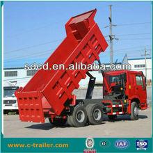 man diesel dump truck, tipper dump Truck