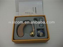 WK-159 BTE hearing aid,ear sound amplifier