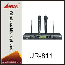 UHF KTV Wireless Microphone System FM Mic UHF Wireless Microphone