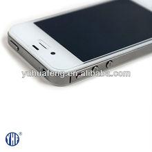 LCD screen guard anti fingerprint anti shock for iphone 4/4S