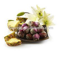 EU standard flavored flower tea balls