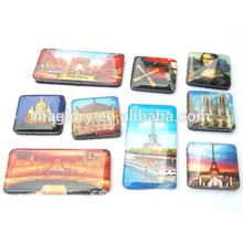 Promotional Souvenir Fridge Magnet For Different Countries