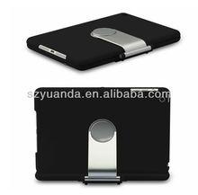 Aluminum 360 Swivel Rotating Stand Case Cover Bluetooth Keyboard For iPad Mini