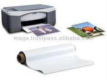 Inkjet magnet photo paper , standard and custom , made by Japan