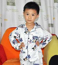 100% cotton kids pajamas