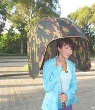 Newest umbrella Creative security hat style umbrella creative umbrella