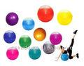 Pvc esfera da ginástica, 65cm e 75cm são modelo popular