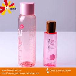 180ml cosmetic lotion plastic PET bottle