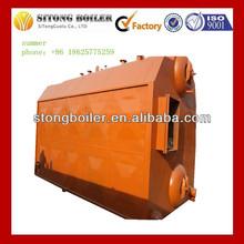 industrial SZL series shop-assembled steam boiler