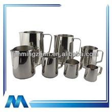 5oz 8oz 12oz 20oz 32oz 48oz 72Oz top sell high quality stainless steel milk jug