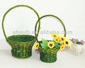 cesta de casamento decoração
