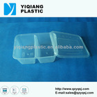 PP takeaway steam food container