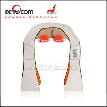 Luxury 4 kneading heads neck massager