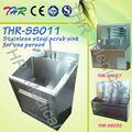 Thr-ss011 in acciaio inox lavello chirurgico