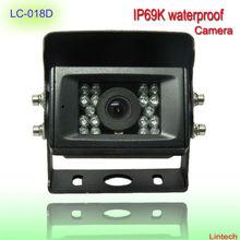 Guangdong 4-Pin connector and 1/4 SOONY CCD Sensor Car Reversing Rear View Camera For Forklift or Van
