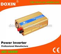 48V DC to 220V AC 1000W Modified Sine Wave Electrical Power Transformer