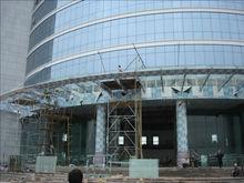 2013 hot sale modern Glass door canopy, glass awning, glasvordach,vordach,door canopy glass 200 x 90 cm