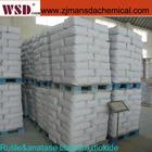 Rutile or anatase titanium dioxide