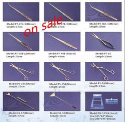 Wholesale Chinese aquarium tanks plant scissors, aquatic plant tools and plant accessories China