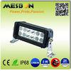 6inch 36W off road led light bar led 4x4 light bar pick up