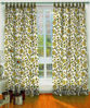Curtain Hand Block 2 Pcs 42x84 Mughal bedroom curtains Window Curtains