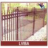 Aluminium garden fence & China made protective garden fence