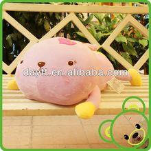 Toysrus supplier seat back cushion baby plush animal cushion